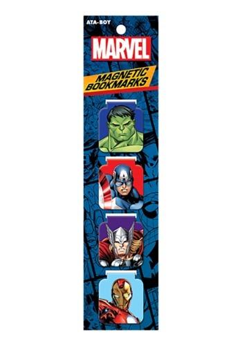 Marvel Avengers Magnetic Bookmarks