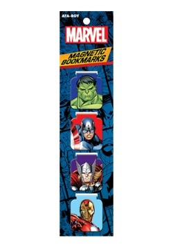 Marvel Avengers Magnetic Bookmarks