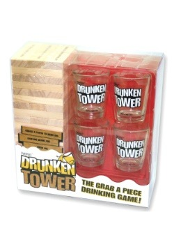 Drunken Tower Game