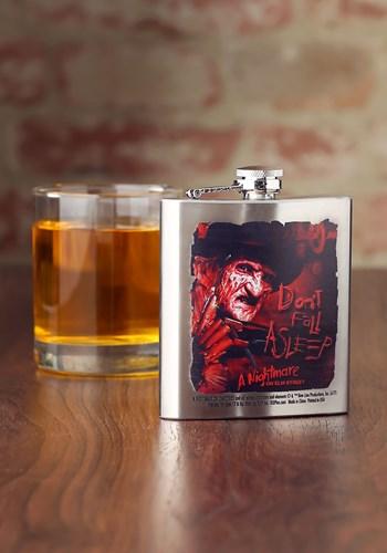Nightmare on Elm Street 8 oz Flask update