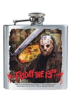 Friday the 13th Jason 8 oz Flask