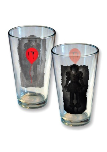 IT Pennywise 16 oz Pint Glass