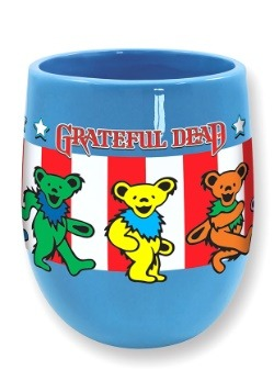 Grateful Dead Dancing Bears 19 oz Ceramic Mug