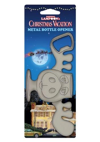 Christmas Vacation Moose Mug Metal Bottle Opener