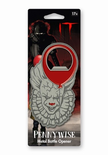 IT Pennywise Metal Bottle Opener