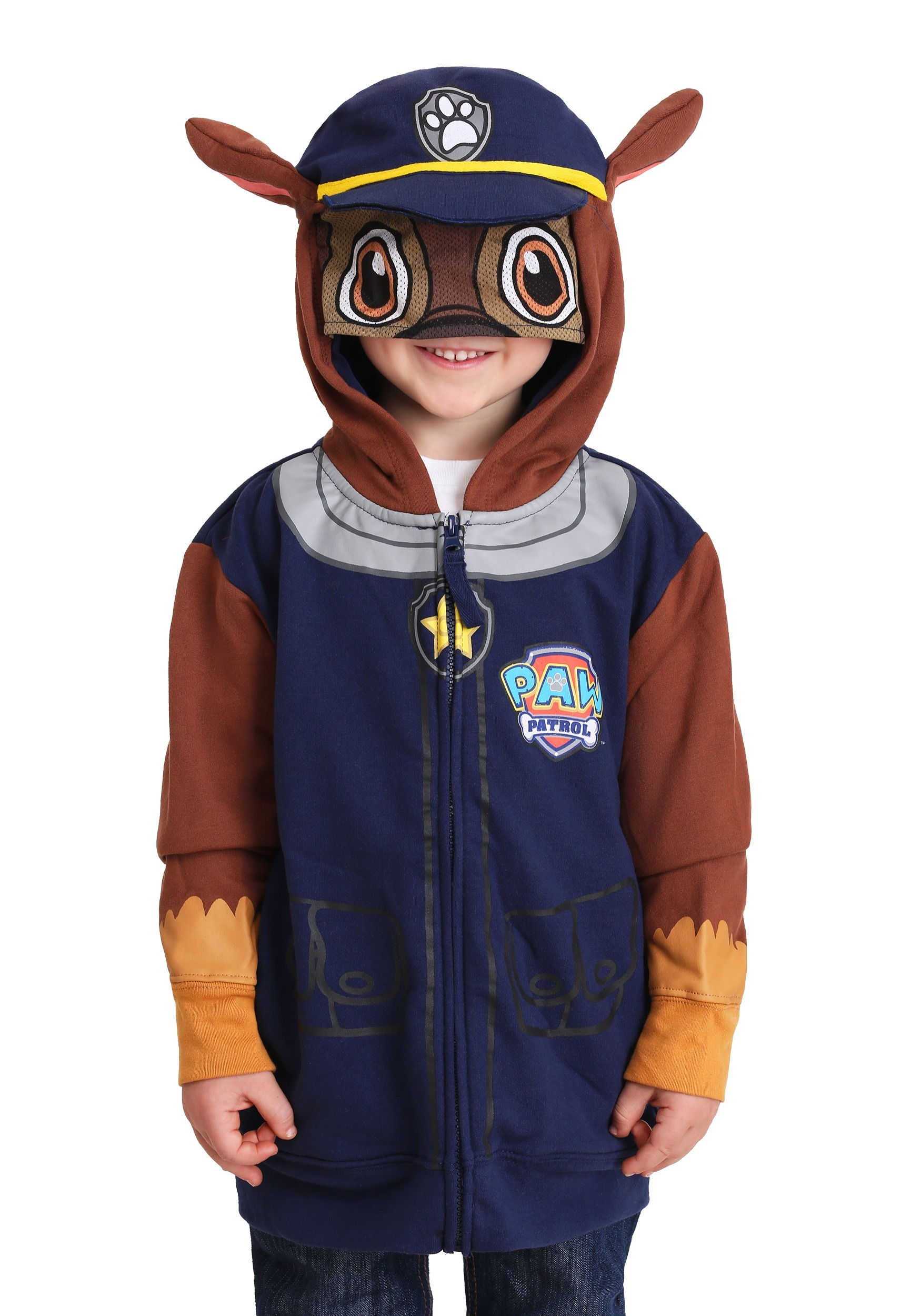 57ef754def Chase Paw Patrol Costume Hoodie for Boys