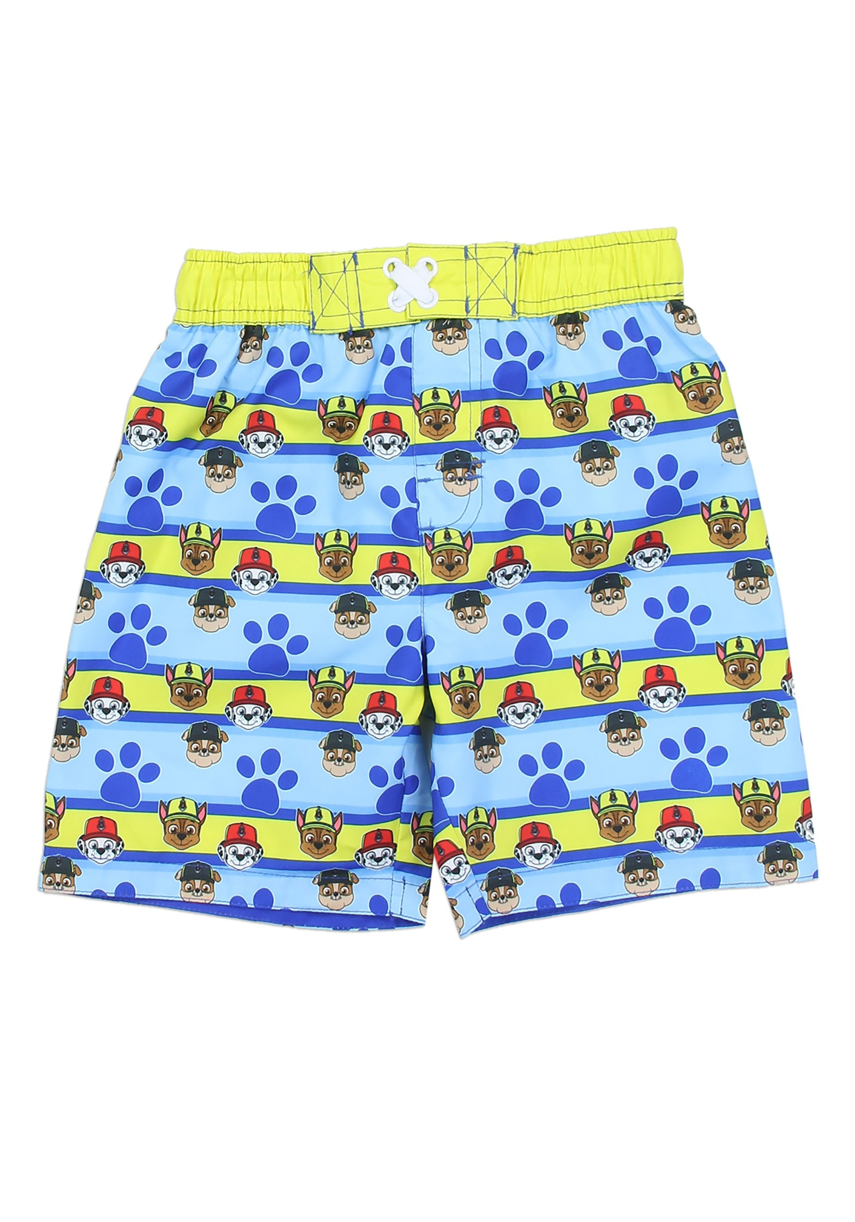 78d456337e2a5 Boys Paw Patrol Toddler Swim Shorts1