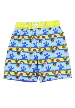 Boys Paw Patrol Toddler Swim Shorts1