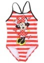 Minnie Mouse Girls Swimsuit1