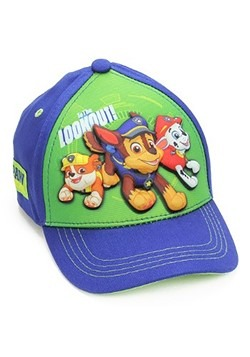Paw Patrol Boys Cap with 3D Pop Design