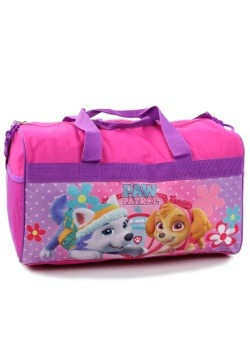 "Paw Patrol Girls 18"" Duffel Bag"