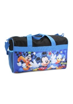 "Mickey Mouse Boys 18"" Duffel Bag"
