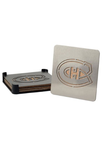 Montreal Canadiens Boaster Coaster Set1