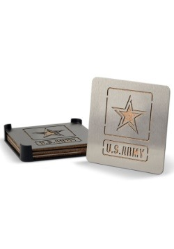 US Army Boaster Coaster Set