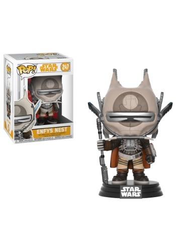 Pop! Star Wars: Solo- Enfys Nest Vinyl Figure
