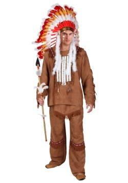 Men's Deluxe Native American Costume Update2 Main