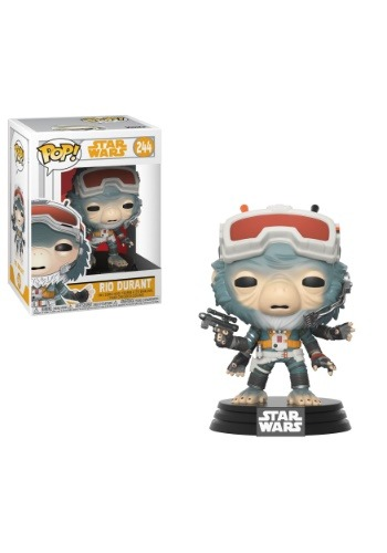 Pop! Star Wars: Solo - Rio Durant Vinyl Figure