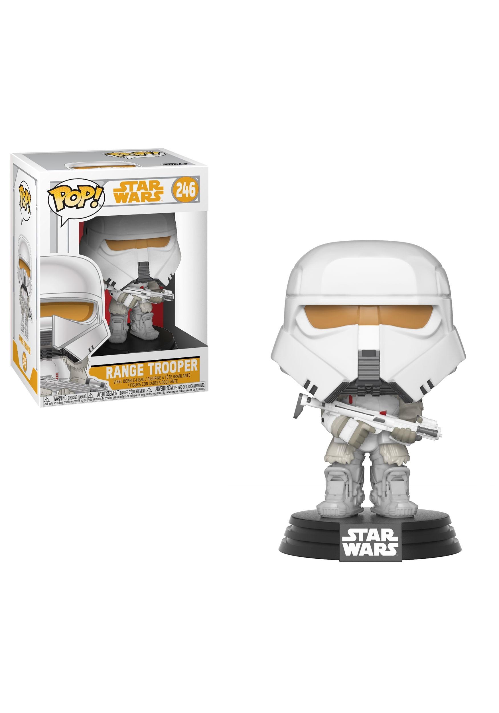 POP! Star Wars: Solo - Range Trooper Bobblehead Figure FN27008