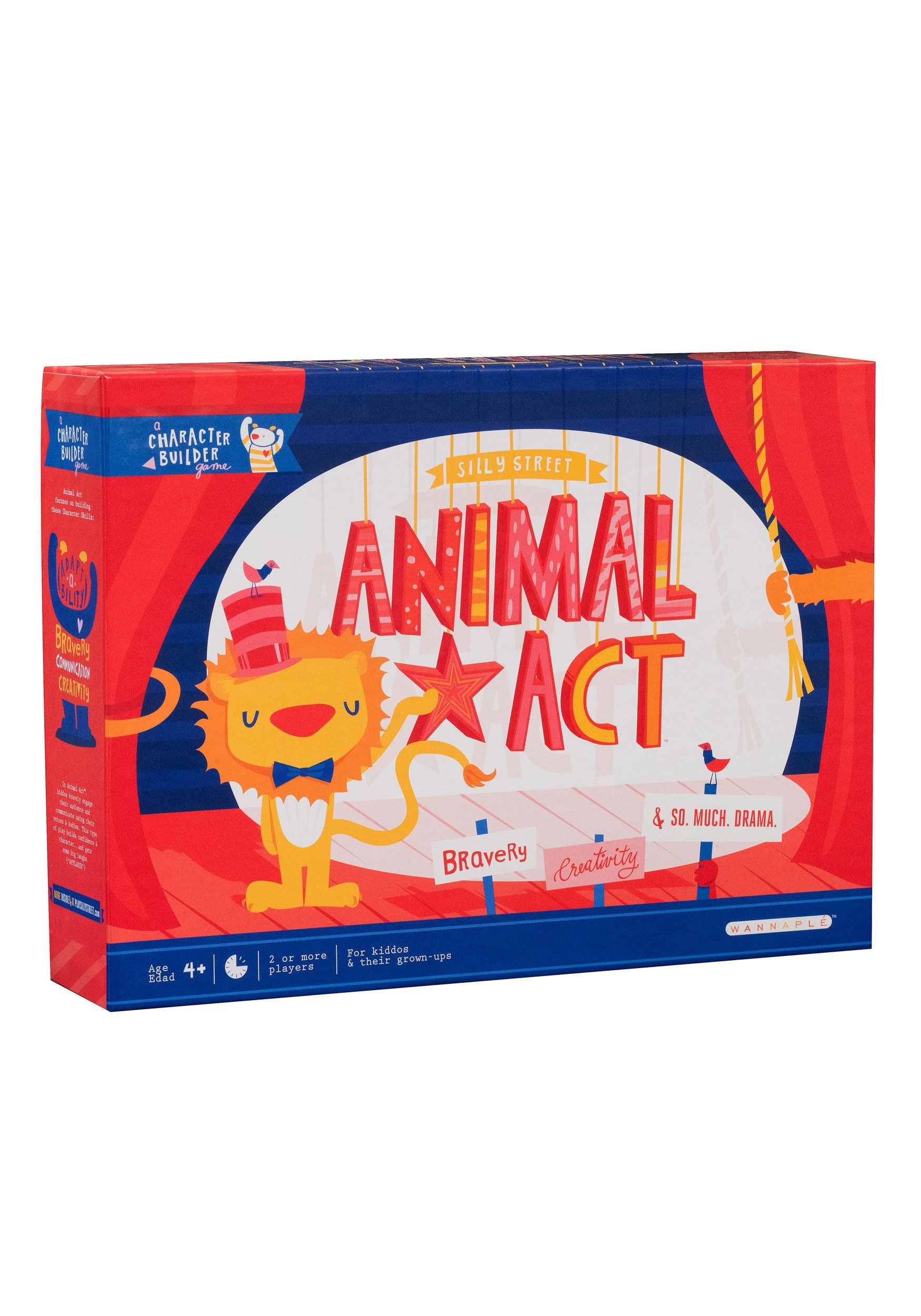 Animal Act Silly Street Game