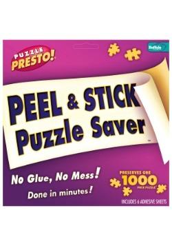 Puzzle Presto! Peel & Stick Puzzle Saver