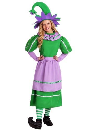 Adult Munchkin Girl Costume Main