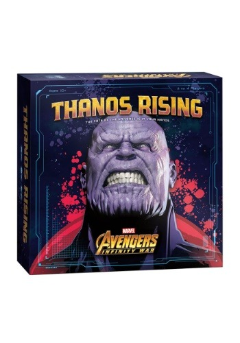 Thanos Rising - Avengers: Infinity War Game