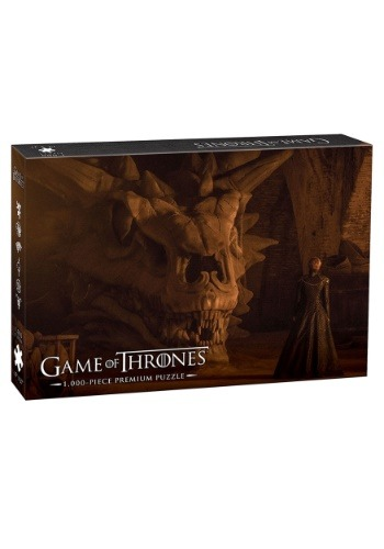 GAME OF THRONES PREMIUM PUZZLE: Balerion the Black