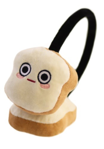 Sliced Bread Earmuffs