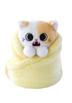 Purritos - Pork Bun Plush