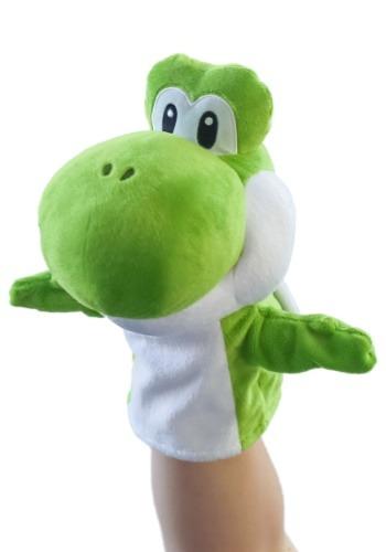 Nintendo Yoshi Puppet