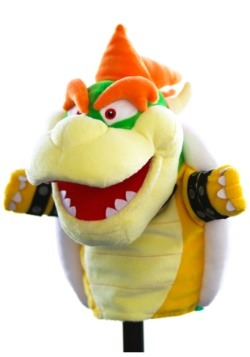 Nintendo Bowser Hand Puppet