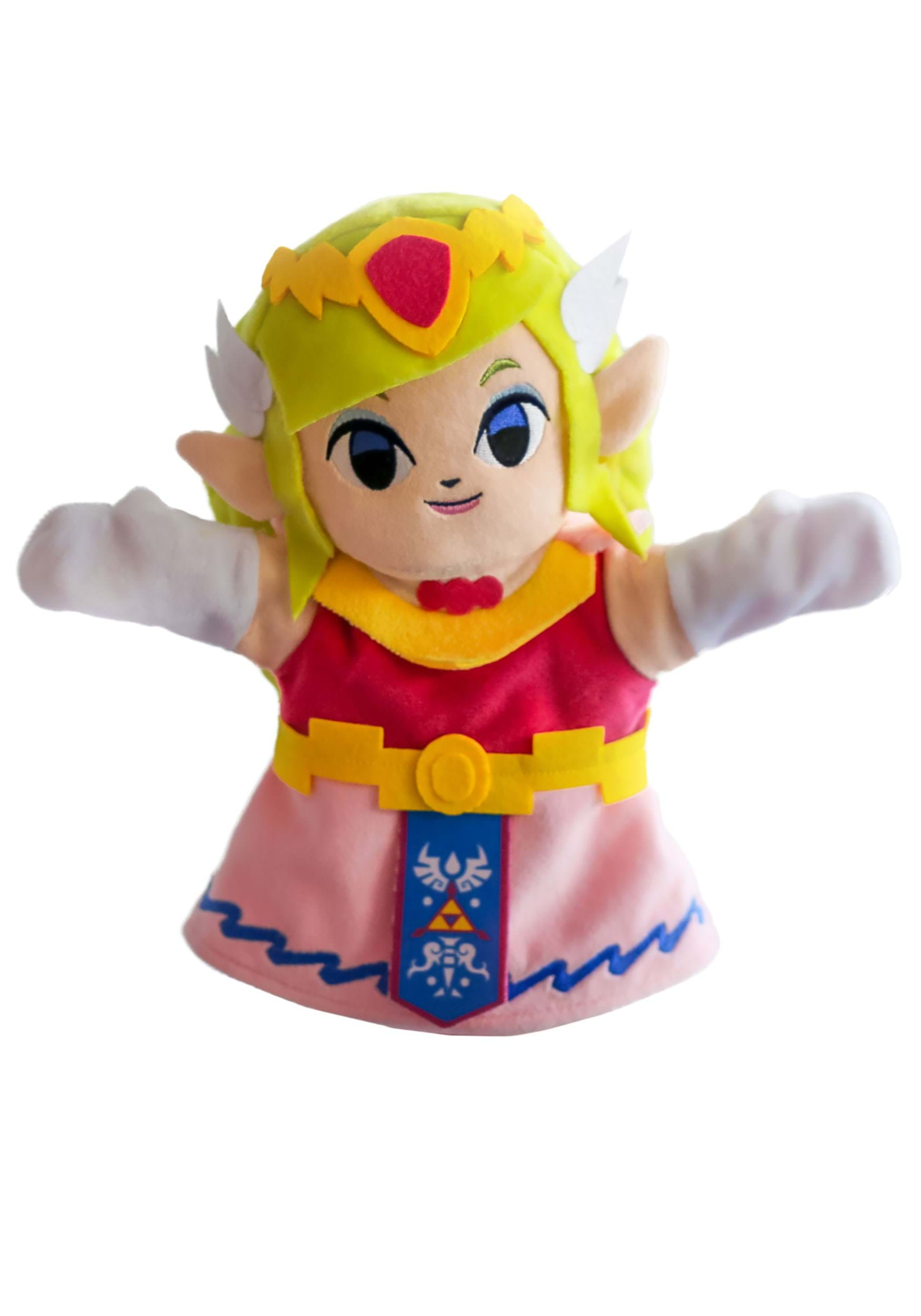 Nintendo Legend of Zelda Princess Zelda Puppet