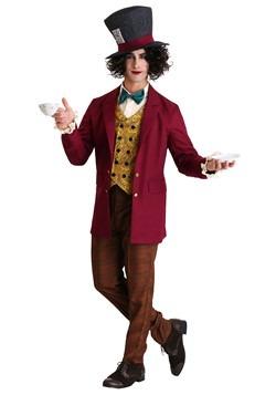 Men's Mad Hatter Costume