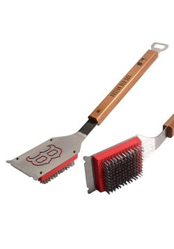Boston Red Sox Grill Brush