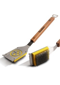 Pittsburgh Steelers Grill Brush
