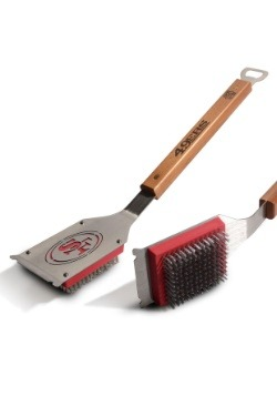 San Francisco 49ers Grill Brush
