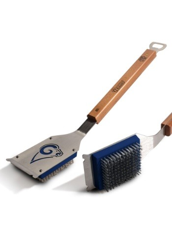 Los Angeles Rams Grill Brush