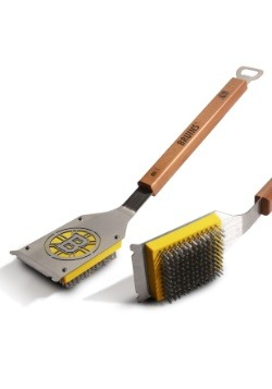 Boston Bruins Grill Brush