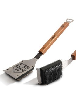 NHL Los Angeles Kings Grill Brush
