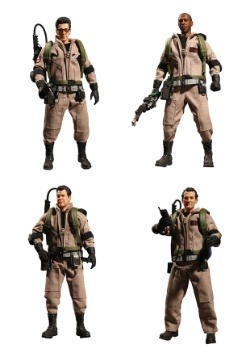 Ghostbusters One:12 Collective Deluxe Figure Box Set3