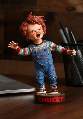 Chucky Head Knocker w/ Knife1 Update