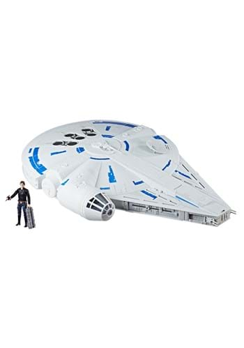 Star Wars Kessel Run Millennium Falcon with Han Solo Figure