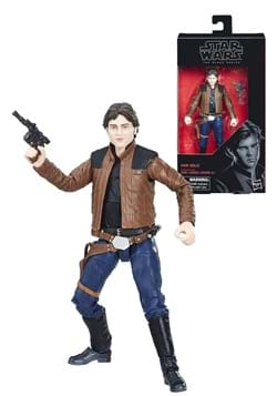 "Star Wars Solo The Black Series Han Solo 6"" Action Figure"