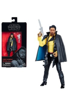 Star Wars The Black Series Lando 6-Inch Action Figure