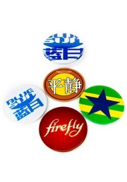 Firefly Coaster Set