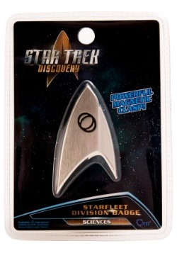 Star Trek: Discovery Magnetic Science Division Badge Alt4