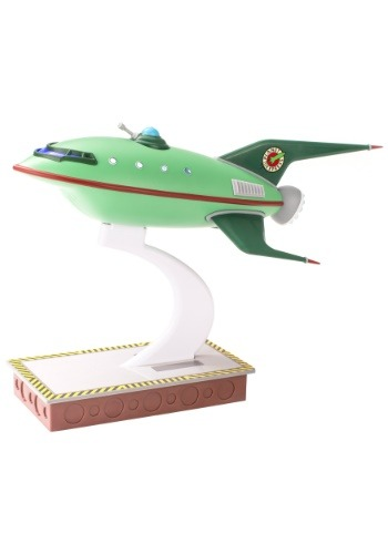 Futurama Planet Express Ship Master Series Update Main