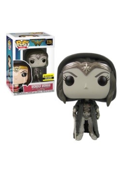 Wonder Woman Movie Cloak Sepia Pop! Vinyl Figure1