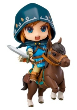 Nendoroid DLX Legend of Zelda: Breath of the Wild Link Fig1