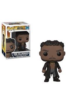 Pop! Marvel: Black Panther- Erik Killmonger w/ Scar upd